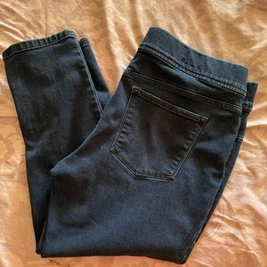 Lauren Ralph Lauren Cropped Plus Size Jeans